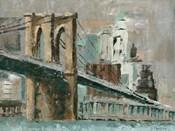 Brooklyn Bridge Cityscape