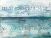 Dream Higher Landscape