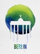 Berlin Landmark Blue