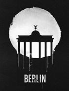 Berlin Landmark Black
