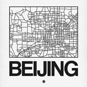 White Map of Beijing