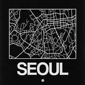 Black Map of Seoul