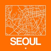Orange Map of Seoul