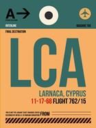 LCA Cyprus Luggage Tag I