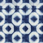 Blue Shibori III
