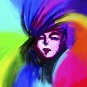 Pop Art Lady 217