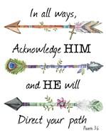 Spiritual Arrows E