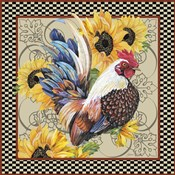 Country Time Rooster - B