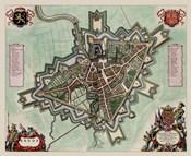 Breda Holland 1649 (Atlas Van Loon)