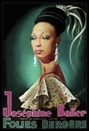 Josephine Baker - Folies Bergere