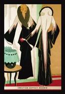 Deco Fashion 1932