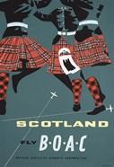 Scotland Fly BOAC