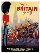 Fly to Britain by Clipper