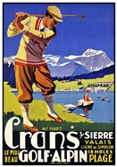 Crans Golf Alpin