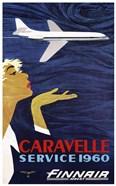 Caravelle Service 1960 Finnair