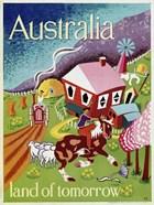 Australia Land of Tomorrow
