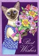 Siamese Flowers