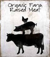 Organic Farm Raised Meat