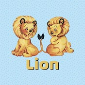 Cute Baby Lions