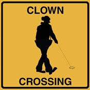 Clown Crossing