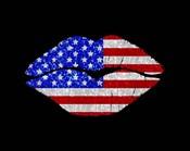 Patriotic Lips II