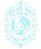 Roller Girl Aqua Tee