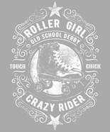 Roller Girl Tee