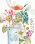 Rainbow Seeds Flowers IX