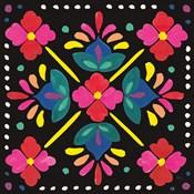 Floral Fiesta Tile I