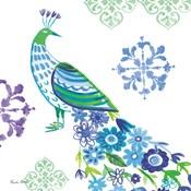 Jewel Peacocks IV