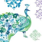 Jewel Peacocks II