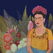 Frida A Casa Azul Revisitated