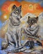 Peace Wolves