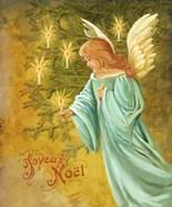 Candle Lighting Angel