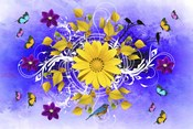 Flowers Design 1