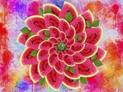 Watermelon Flower
