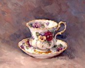 Pansy Teacup