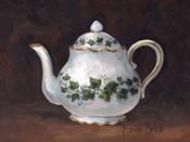 Ivy Teapot
