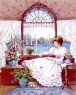 Lady in the Window