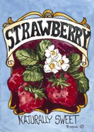 Large Strawberry-Seed Packet