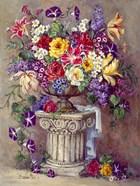 Old World Floral