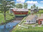 New Enlgland Homestead