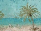 Beach Day Landscape I