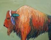 Warrior Bison