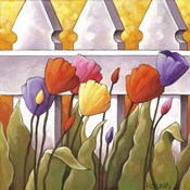 Flower Fence 1