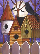 Moon Crows Houses