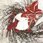 Cardinal Christmas I