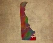 DE Colorful Counties