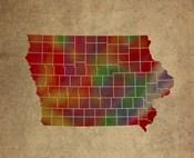 IA Colorful Counties