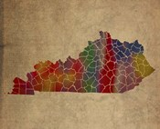 KY Colorful Counties